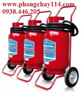 Bình chữa cháy bột ABC 35kg - MFTZ35