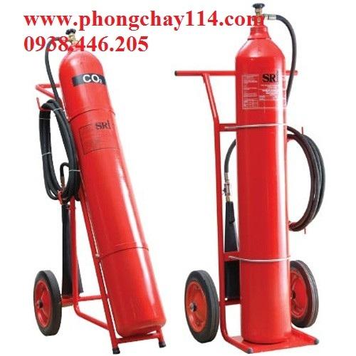 Bình chữa cháy CO2 MT30 - 30kg