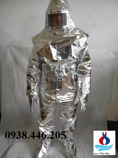 BỘ QUẦN ÁO TRÁNG NHÔM 1000 °C (CHINA)