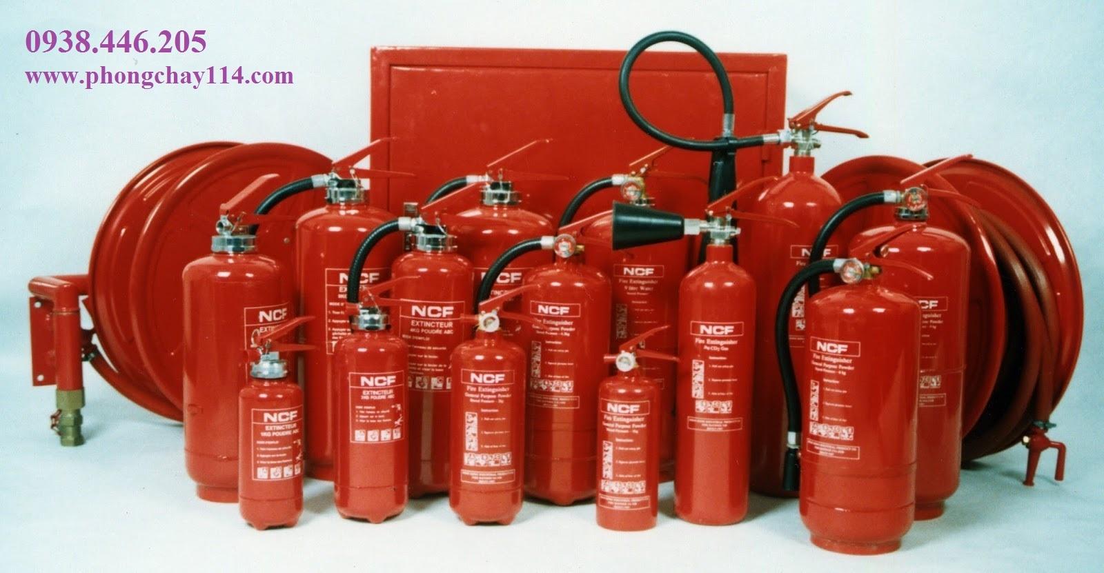Bơm bình chữa cháy