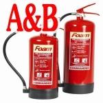 bơm gas bình chữa cháy