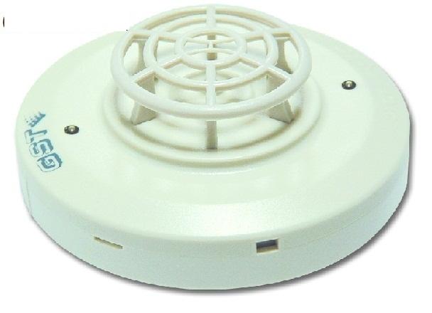 Đầu báo nhiệt bán dẫn kết hợp gia tăng/cố định. Kèm đế DZ-03