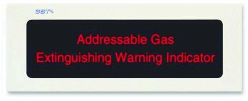 Đèn chỉ thị cảnh báo xả khí C-9318