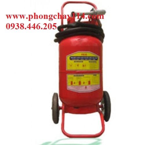 nạp bình chữa cháy khí co2