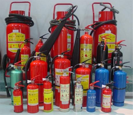 Nạp bình chữa cháy tại quận 9, giá rẻ
