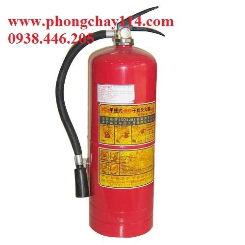 Nạp gas bình chữa cháy