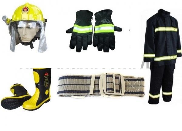 Quần áo chống cháy Nomex chuyên dụng