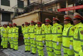 Áo mưa phản quang, áo mưa cảnh sát giao thông