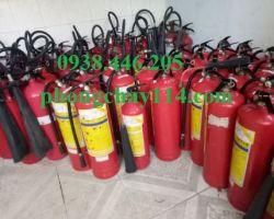 Bán bình chữa cháy tại Huế - Nạp bình chữa cháy ở Thừa Thiên Huế