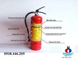 Bán bình chữa cháy tại Lạng Sơn - Nạp bình chữa cháy tỉnh Lạng Sơn