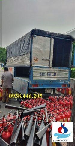Bán bình chữa cháy tại Nam Định - Nạp bình chữa cháy tỉnh Nam Định