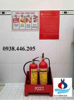 Bán bình chữa cháy tại Phú Yên - Nạp bình chữa cháy tỉnh Phú Yên