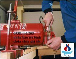 Bán bình chữa cháy tại Sơn La - Nạp bình chữa cháy tỉnh Sơn La