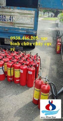 Bán bình chữa cháy tại Tuyên Quang - Nạp bình chữa cháy ở Tuyên Quang