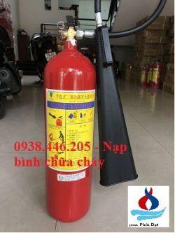 Bán bình chữa cháy tại Vĩnh Phúc - Nạp bình chữa cháy tỉnh Vĩnh Phúc