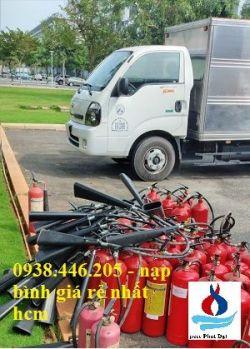 Bán bình chữa cháy tại Yên Bái - Nạp bình chữa cháy tỉnh Yên Bái