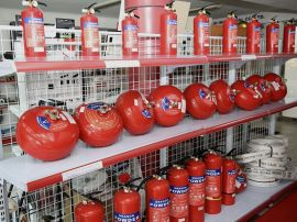 Bảng báo giá bình chữa cháy Dragon Việt Nam