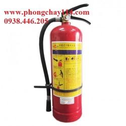 Bình chữa cháy bột ABC 4kg - MFZL4