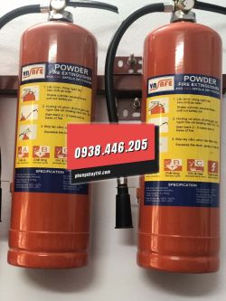 Bình chữa cháy cho gia đình gồm những loại nào?