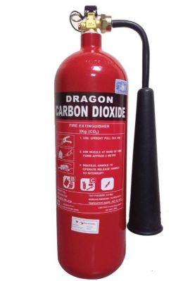 Bình chữa cháy Dragon khí co2 mt3 3kg