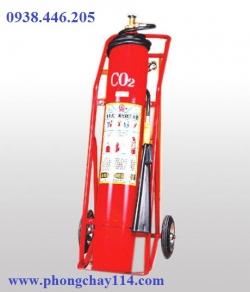 Bình chữa cháy khí co2 MT24 - 24kg