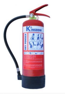 Bình chữa cháy Kingdom bột ABC 4Kg MFZL4