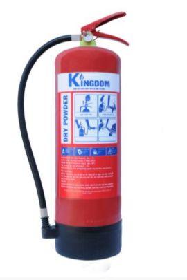 Bình chữa cháy Kingdom bột ABC 8Kg MFZL8