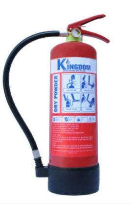 Bình chữa cháy Kingdom bột BC 4Kg MFZ4
