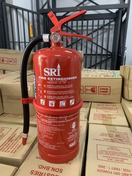 Bình chữa cháy SRI Malaysia