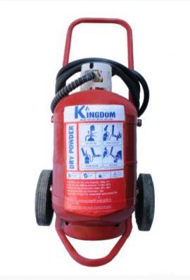 Bình chữa cháy xe đẩy Kingdom bột BC 35Kg MFTZ35