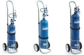Bình dưỡng khí xe đẩy