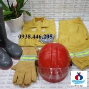 Bộ quần áo chữa cháy TT48 5 món