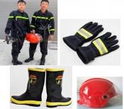 Bộ quần áo lính chữa cháy và chỉ huy chữa cháy mẫu PC 07 (TT56 VN)