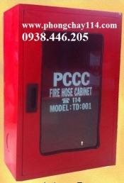 Cung cấp tủ PCCC tại HCM,sản xuất tủ chữa cháy