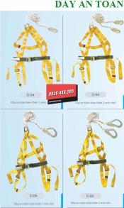 Dây đeo an toàn - dây leo cao