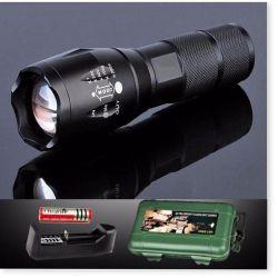 Đèn pin độ sáng 300lm, chịu nước IPX5 theo thông tư 150