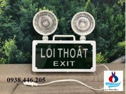 Đèn Sự Cố Kết Hợp Exit