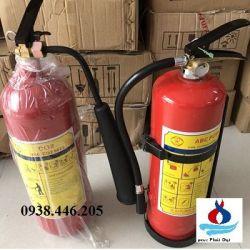 Dịch vụ nạp bình chữa cháy bảo hành 12 tháng