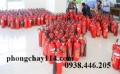 Đơn giá nạp sạc bình chữa cháy