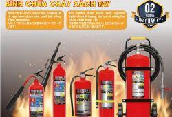 Đơn vị bán bình chữa cháy tại quận 3