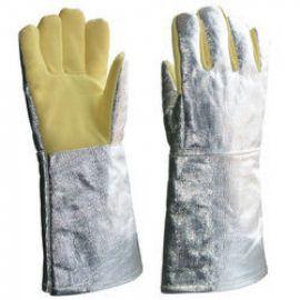 Găng tay chống cháy tráng bạc KTA1000 Korea