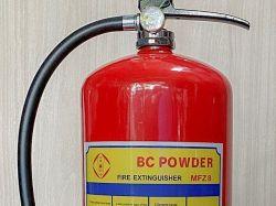 Giá bình chữa cháy bột BC 8kg MFZ8
