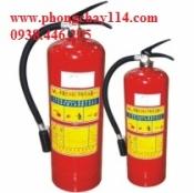 giá nạp bình chữa cháy