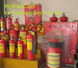 Giá nạp bình chữa cháy rẻ hcm
