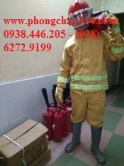 Giá trang phục chữa cháy TT48