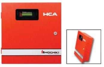 HCA-2, HCA-4, HCA-8 trung tâm báo cháy và điều khiển xả khí