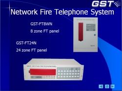 HỆ THỐNG LIÊN LẠC BÁO CHÁY FIRE TELEPHONE GST-FT8WN