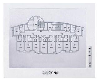 Hiển Thị Phụ Graphic GST8903