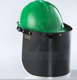 Kính che mặt FC kết hợp khung lò xo và nón BHLĐ Blue Eagle