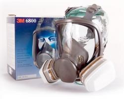 mặt nạ phòng độc 3M/6800